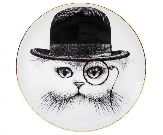 WIT118-Plato-porcelana-CAT-IN-THE-HAT
