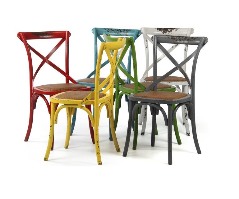 Sillas vintage sillas vintage aos diseo espaol federico - Sillas vintage baratas ...